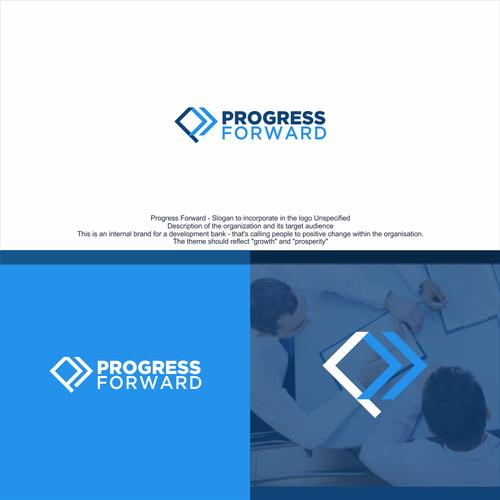 progress forward logo