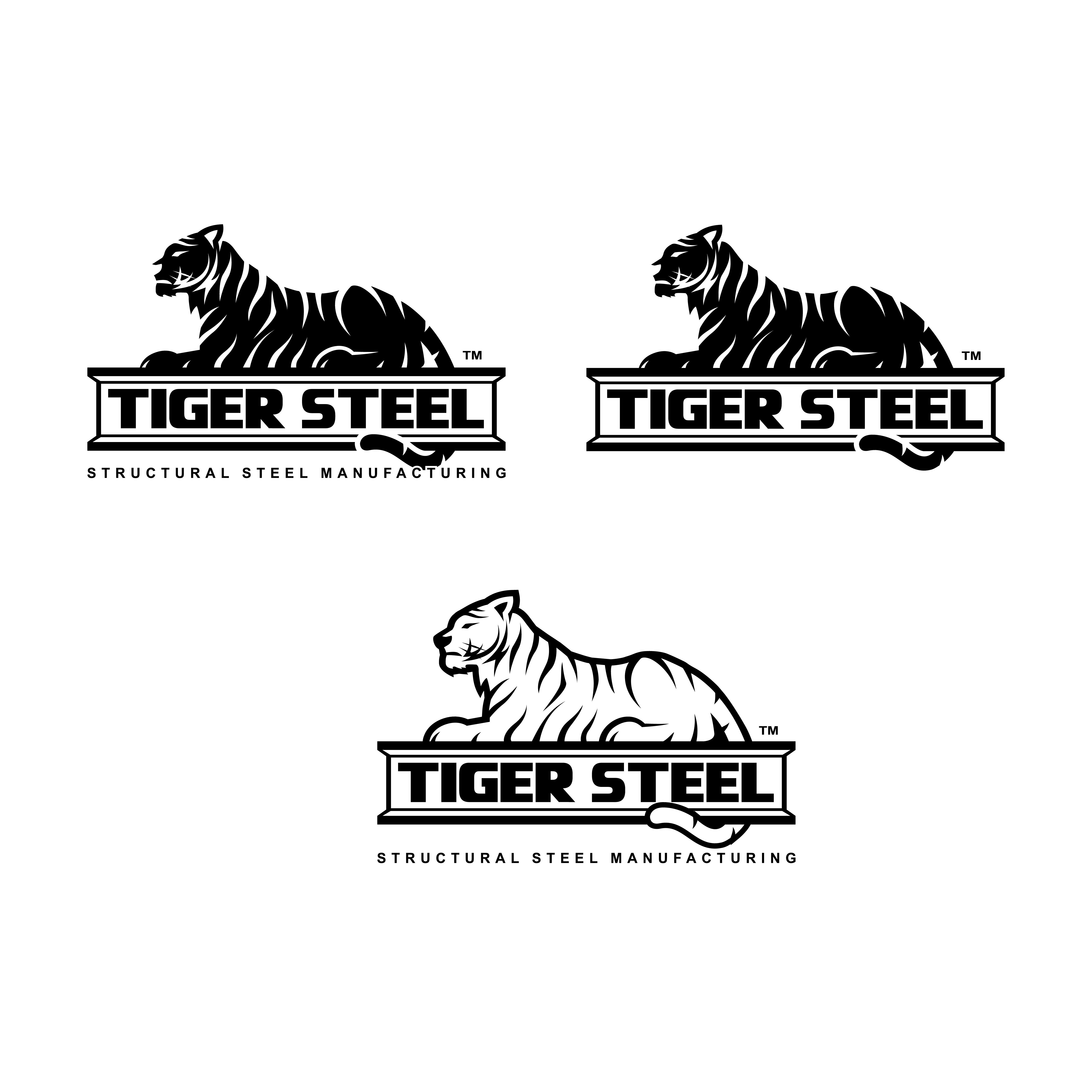 Put the Roar into this new steel manufacturing logo