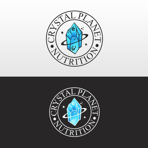 Crystal planet nutrition