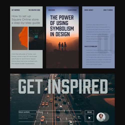 Design layout exploration