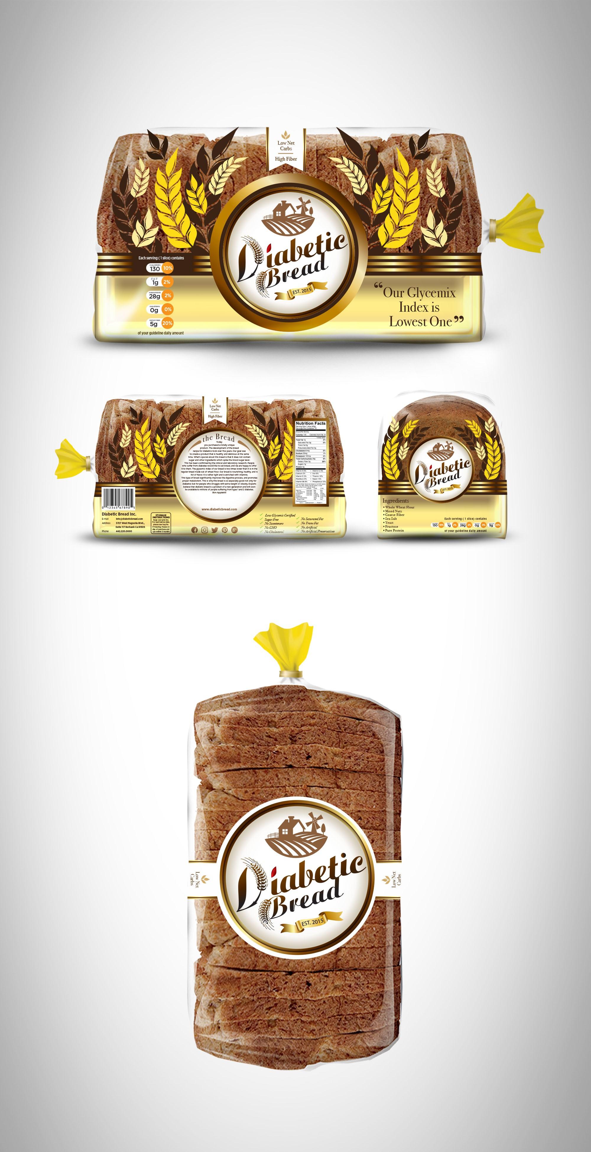 bread bag design
