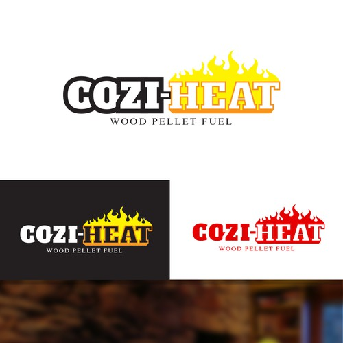 Cozy-Heat Wood fuel pellet