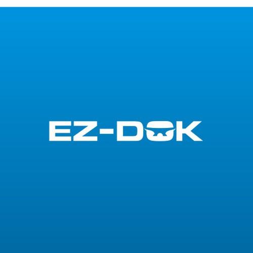 logo design for ez-dok
