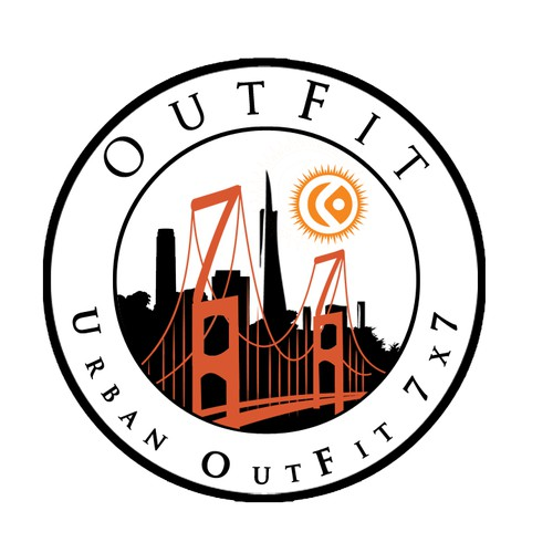 logo for Outfit (Urban Outfit 7x7)