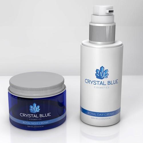 Crystal Blue concept