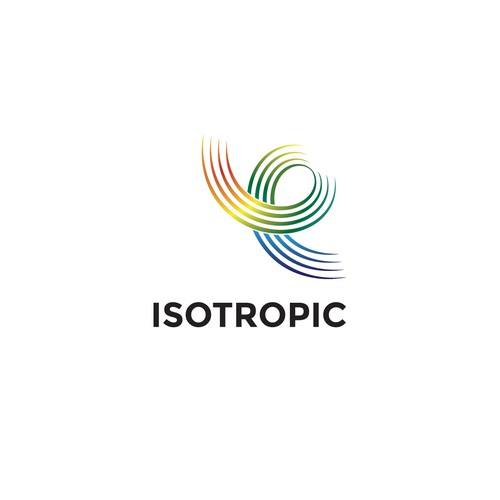 LOGO FOR ISOTROPIC