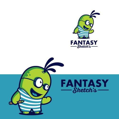 Logo for Fantasy Sketch's
