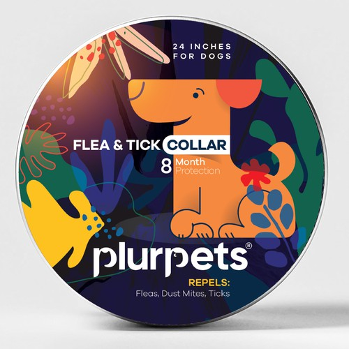 Flea Collar package