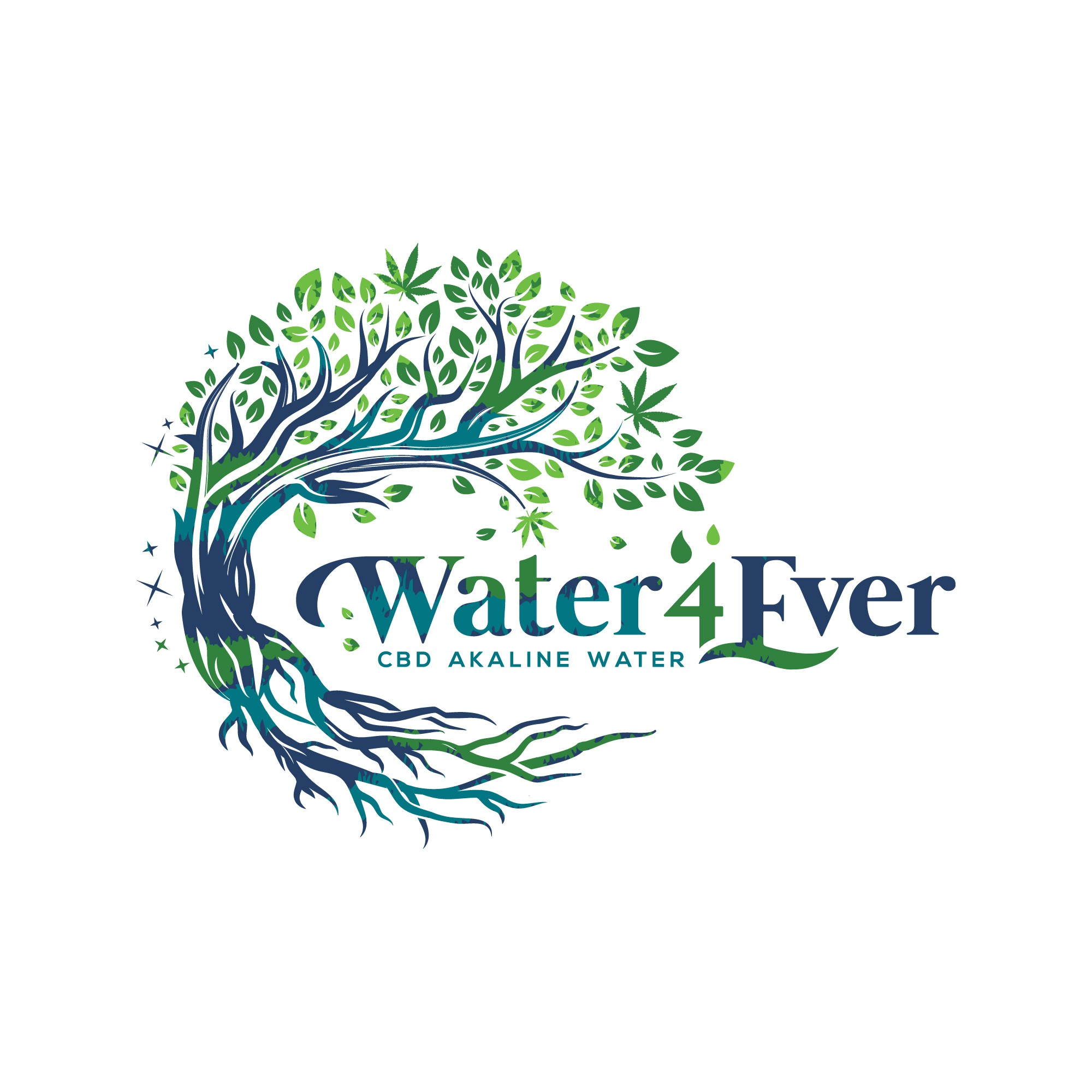 Water 4-Ever presents CBD Infused Products