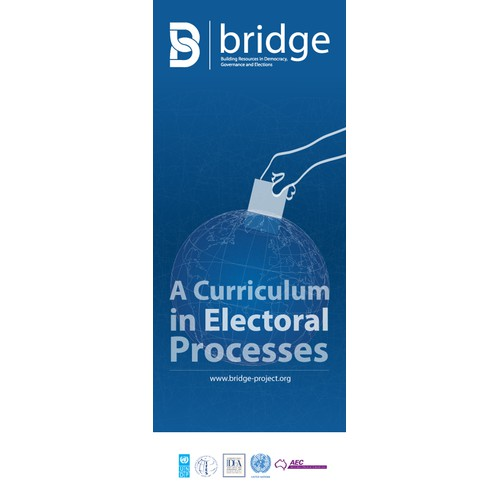 Design Poster for BRIDGE Elections Curriculum