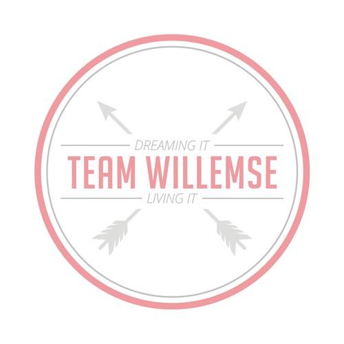 Team Willemse logo concept