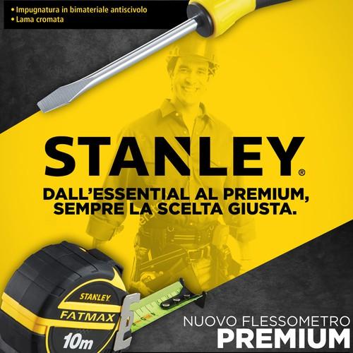 Stanley - Giravite Essential e flessometro FatMax Premium