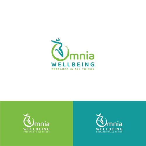 Logo for new fitness and mental wellbeing brand