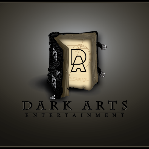 Motion Picture Film company-  Dark Arts Entertainment looking for a new logo!