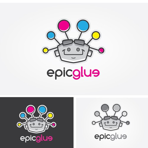 Logo concept for EpicGlue