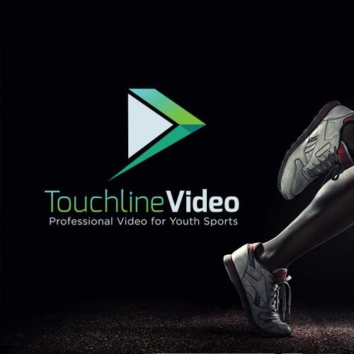 Sport video service Logo