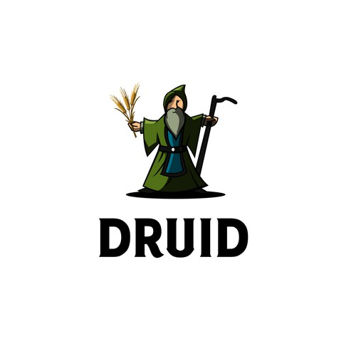 druid illustration