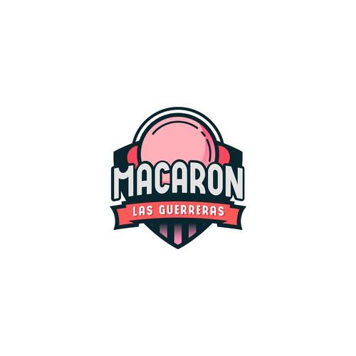 """MACARON """"Las Guerreras"""""""