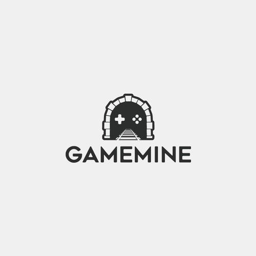 Logo for gaming company