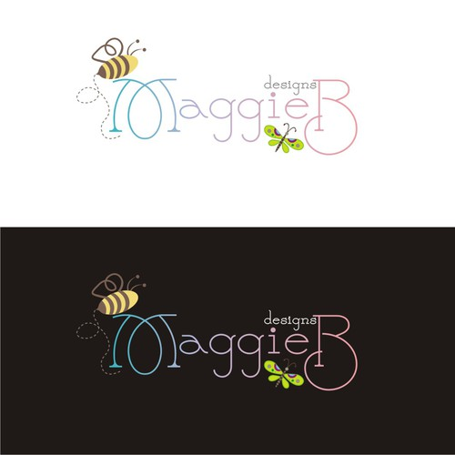 Help Maggie B designs with a new logo
