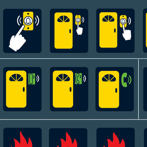Icons To Help The Hearing Impaired