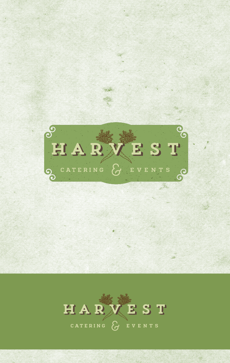 Design a Fresh Logo for a New Sustainable Catering Company