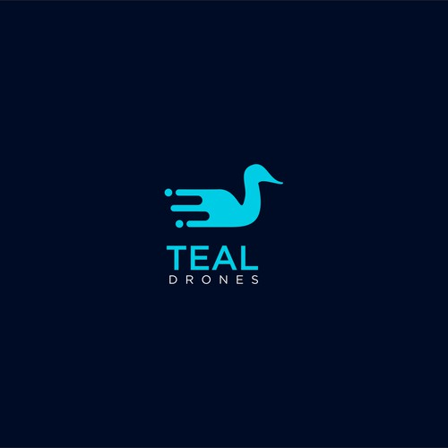 the teal