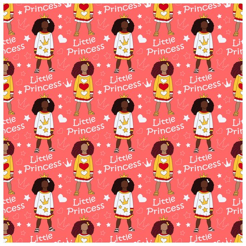 Pattern for Girls