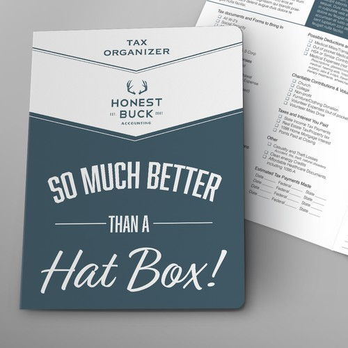 Honest Buck Tax Organizer