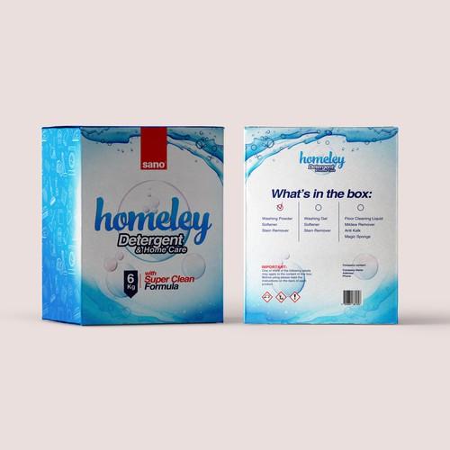 Homeley Laundry Kit