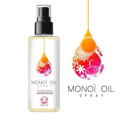 monoi oil spray