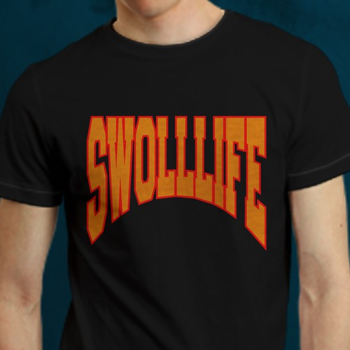 T Shirt for Swall Life Fitnes