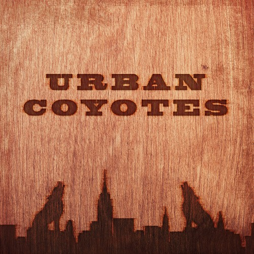 Album cover for Urban Coyotes