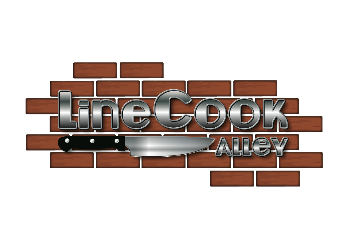LINE COOK ALLEY SIGN