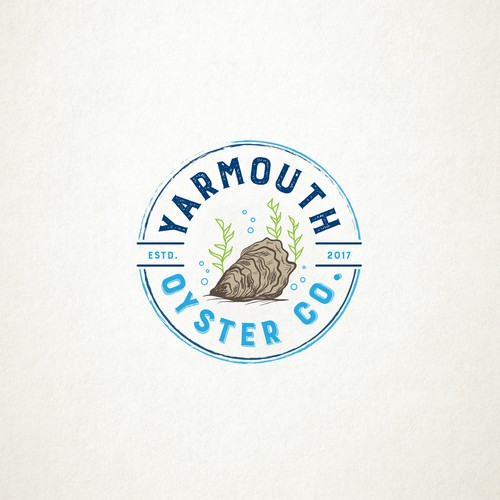 Farmed oysters in Casco Bay and related merchandise. Targets oyster fans across all groups and appeals to environmentally conscious folks.