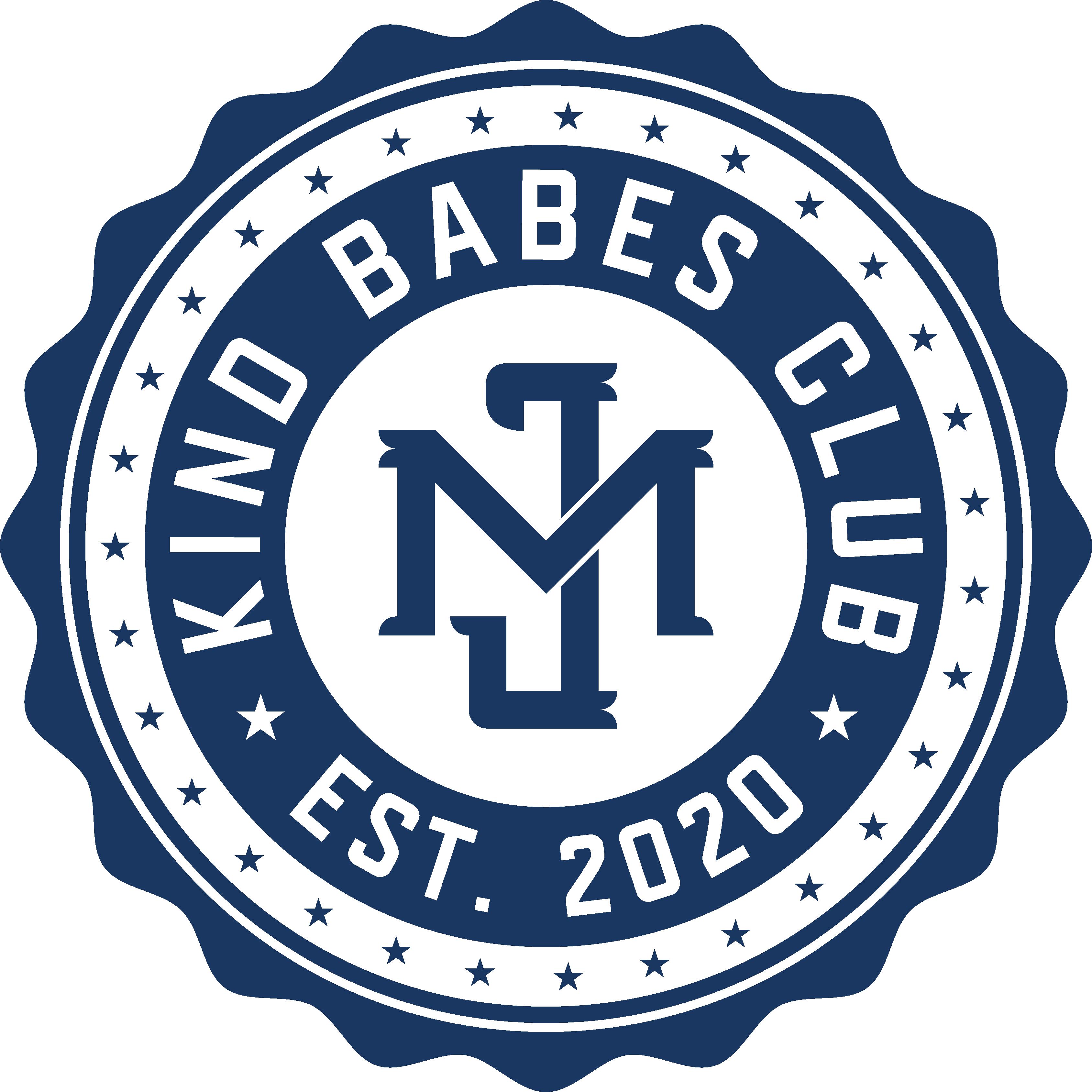 Vintage Varsity Emblem for Kind Babes Club Hoodie