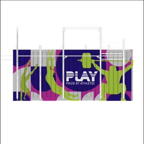 gym container design
