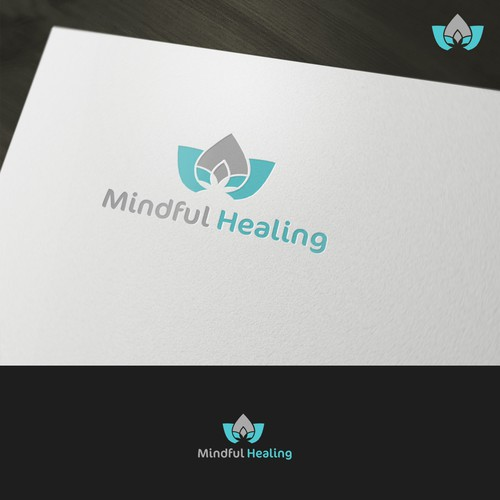logo design for:Mindful Healing