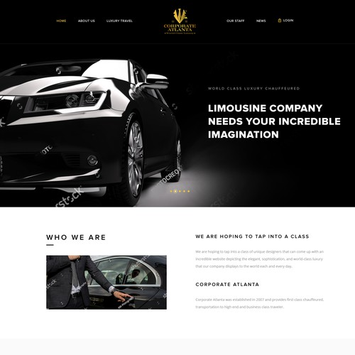 Luxury Chauffeured Limousine Company