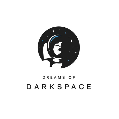 Logo for creative Sci-Fi writing platforn