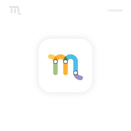 metroplan app icon