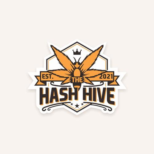the hash hive logo