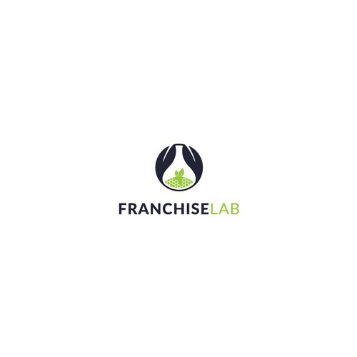 Logo for a franchise consultancy company