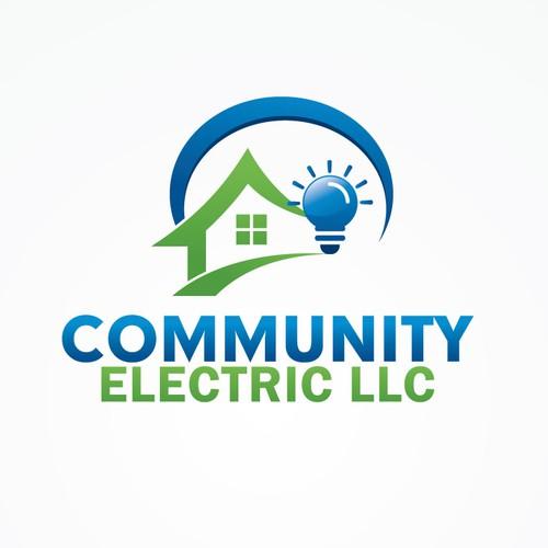 logo for Community electric LLC