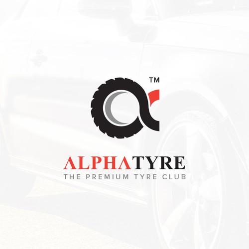 Creative Alpha Tyre concept