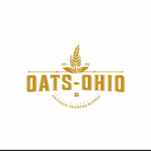 Design logo for Oats ohio