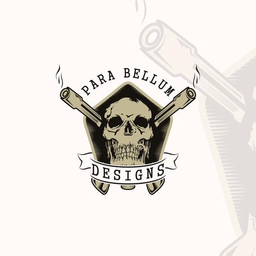 Military Themed T-Shirt Company Logo