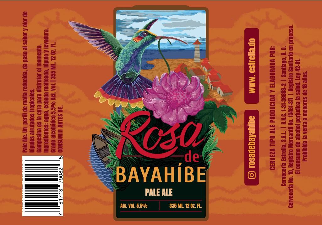 Rosa de Bayahíbe