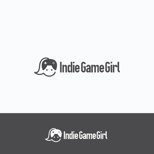 Create a unique & modern logo for Indie Game Girl