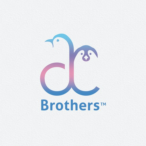 AC Brothers logo design